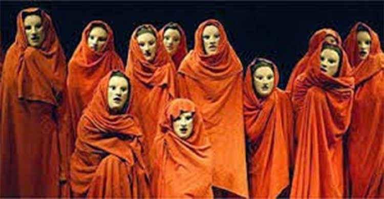 The Chorus in Oedipus Rex