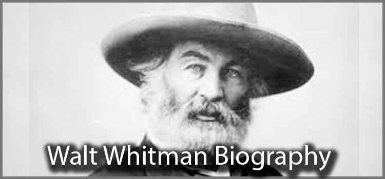 Walt-Whitman-Biography
