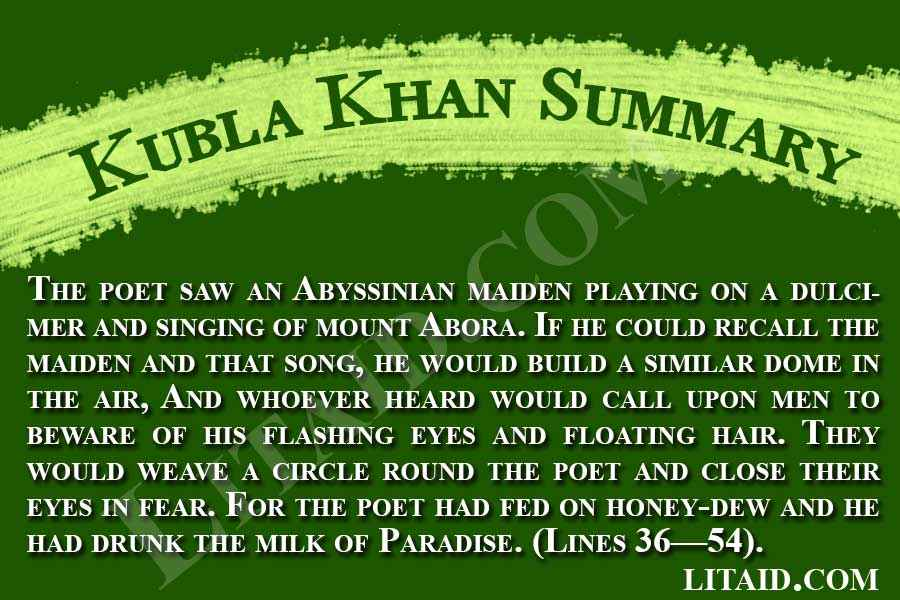 kubla-khan-summary-part-three
